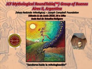 Senderos hacia la Mitologización (Pathways to mythologization)