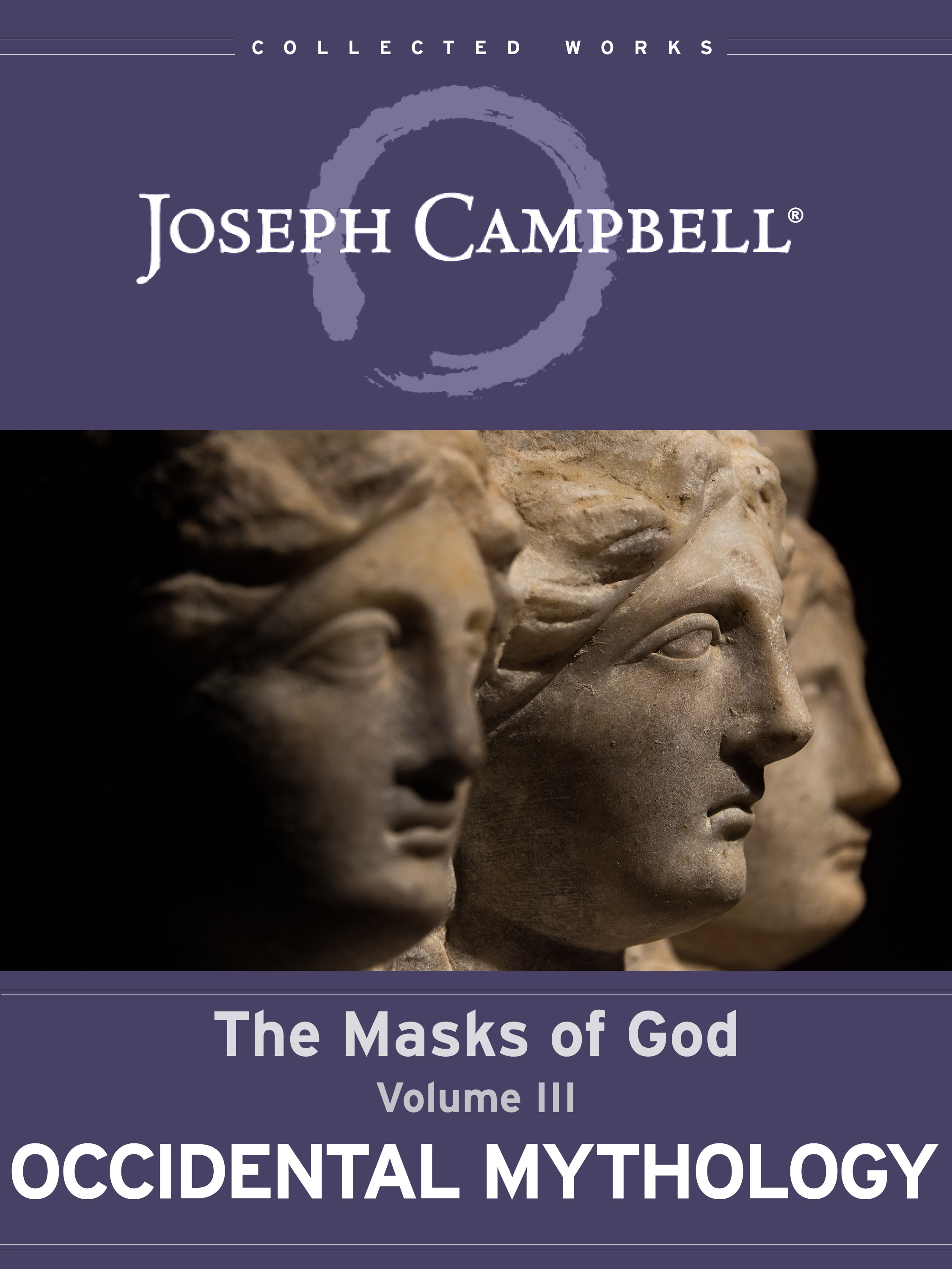 Masks of God volume 3 Occidental Mythology cover