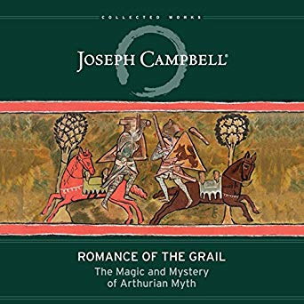 Romance of the Grail audiobook cover