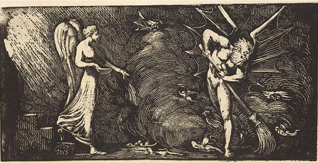 MythBlast | The Use of Myth: The Power of the Fleeting Apparition