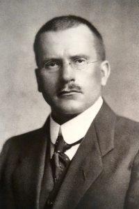 C.G. Jung, circa 1912