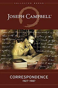 Correspondence by Joseph Campbell - cover